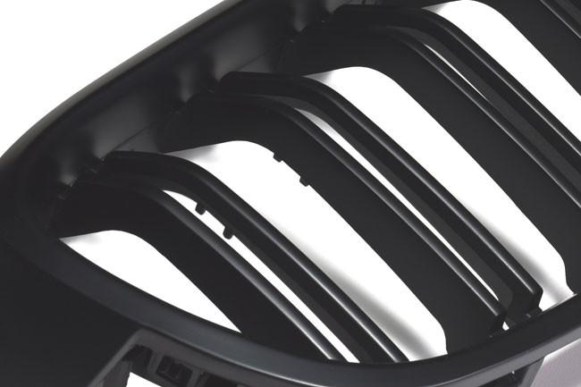 bmw s rie 3 f30 f31 calandre m m3 performance grille avant noire touring berline ebay. Black Bedroom Furniture Sets. Home Design Ideas