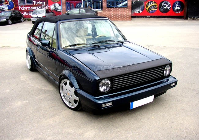 vw golf mk1 1 badgeless debadged gti grill cabriolet front sport w o emblem blk ebay. Black Bedroom Furniture Sets. Home Design Ideas