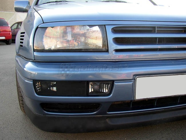 vw golf 3 vento schwarz klarglas front blinker nsw. Black Bedroom Furniture Sets. Home Design Ideas