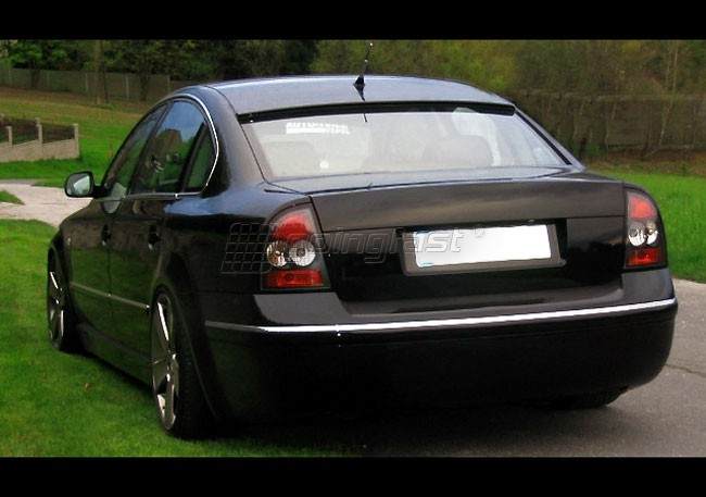 vw passat 3b b5 3bg b5 5 skoda superb spoiler roof extension rear window cover ebay. Black Bedroom Furniture Sets. Home Design Ideas