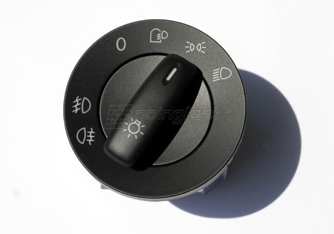 f r vw golf 5 6 passat 3c b6 b7 touran lichtschalter nsw. Black Bedroom Furniture Sets. Home Design Ideas