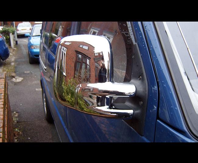 t4 chrom spiegel abdeckung spiegel kappe spiegel geh use. Black Bedroom Furniture Sets. Home Design Ideas
