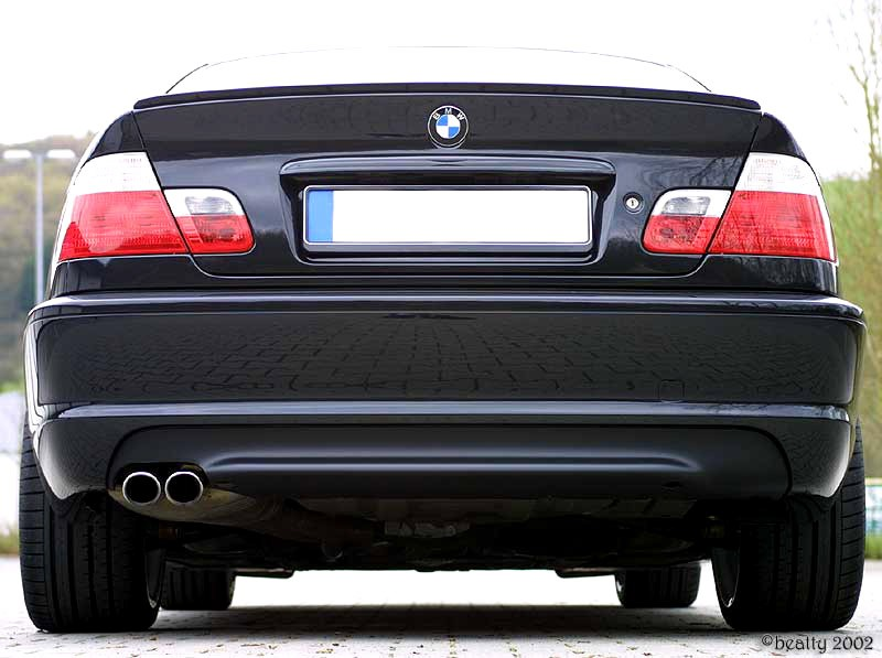 bmw e46 3 series saloon rear boot trunk spoiler lip wing. Black Bedroom Furniture Sets. Home Design Ideas