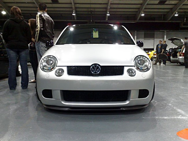 vw lupo gti front bumper cup chin spoiler lip sport valance wing trim splitter r ebay. Black Bedroom Furniture Sets. Home Design Ideas